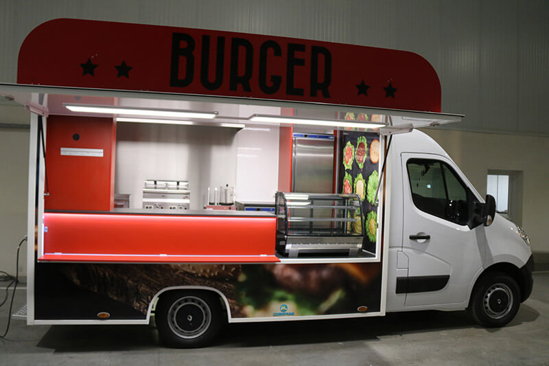 Foodtruck Euromag